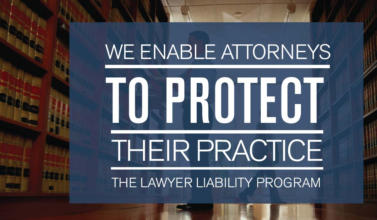 lawyer liability program by walnut
